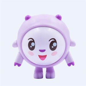 5pcs set Russian Baby Riki Skin Figure Toys BabyRiki Rabbit panda Doll Figures Toy Kids Gift