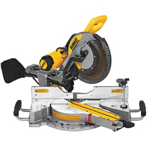 "DWS779 12"" Double Bevel Sliding Compound Miter Saw"