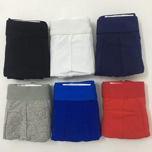 5Pcs Fashion Model Men Boxers Underpants Hot Sale Brand Boxers Men Panties Comfortable Cotton Sexy Underwear Shorts