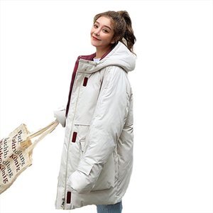New Winter coat Female Korean Version Loose Short Cap Cotton Coat Jacket winter Coat down parka winter jacket women parka 922