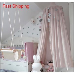 Kids Home Cotton Hanging Bedroom Bed Curtain Mosquito Net Canopy Bab jllOnQ bdebag