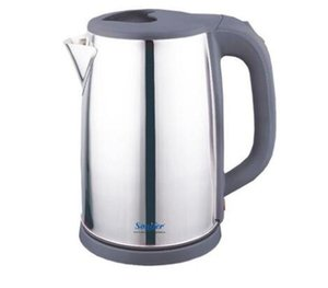 2.0L 220V Electric Kettle stainless steel 1500W Household Quick Heating Electric Boiling Pot