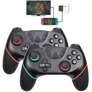 Hot sale wireless game controller for Nintendo Switch Pro with vibration 6-axis Switch PC game joystick controller