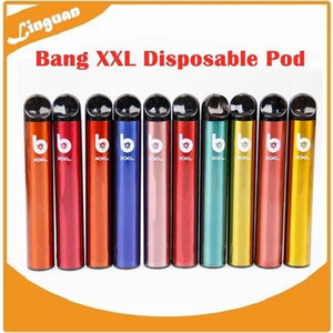 Bang XXL Dispositivo de vaina desechable 800mAh 2000Puff Xtra Preplicado 6 ml Vape Stick Pen Mini Vapor System vs Puff XXL Airis XL Puff xtra