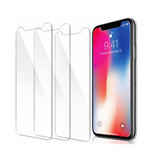 Screenprotector Tempered Glass for IPhone X XR XS Max 8 7 6 6S Plus 11Pro Screen Protector for iphone 12 SE 2020 Phone