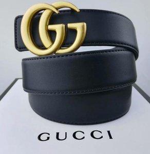 2021Designer Gürtel Blac heißen verkaufenden neuen Gold-Ak Brown2020 Leder-Taillen-Luxus-Gürtel quadratischer Goldschnalle Snake Crocodile Men Wome