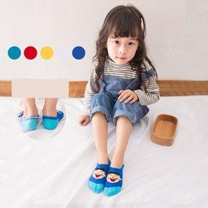 Frühling und Sommer 2020 Cartoon Wangzai Fuß bequem Boot Boot board Socken Socken 3PhfH