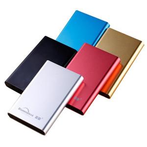 Disque dur externe 500 Go 1TB 2TB Disque dur portable Disque d'entraînement externe 500 GB 1 TB 2 TB Disque Dur Externe 2 à 1 à HD Disk
