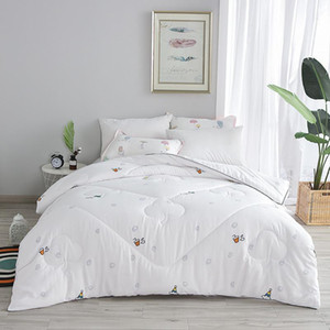 100% Cotton Quilt Blanket 2020New Xinjiang Cotton Comforter Autumn Thickening Household Wool Super Warm Winter Quilt