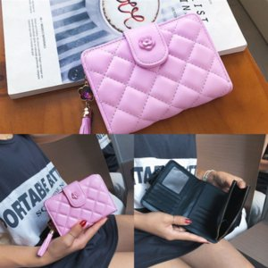 LCtv Womens Fashion bags s6 quality Genuine leather zipper clutch high classic single wallet wallets long purse with samsung purse wallet