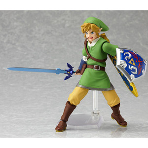 Link Zelda Skyward 14cm Collection mobile NEW Action Figure toy Christmas gift doll