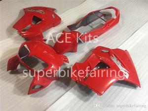 Motorcycle Fairing kit for HONDA VFR800 VFR 800 1998 1999 2000 2001 ABS Red Fairings A1666