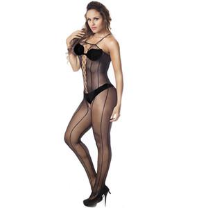 Sexy Womens Lingerie Hollow Out Mesh Babydoll Mini Dress Underwear Fishnet Sleepwear Hollow Nightwear Intimates
