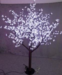 Nouveaux LED Christmas Light Cherry Blossom Arbre 480pcs Ampoules à LED 1.5m / 5ft Hauteur intérieure ou extérieure Utilisation gratuite Livraison Gradue Livraison Route