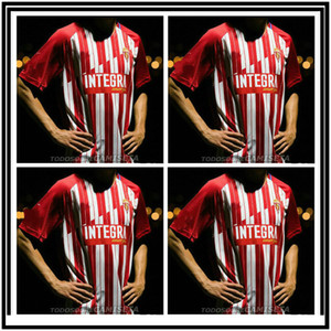 2020 2021 Sporting Gijón Soccer Jerseys 20 21 Gijon Home Away Red Camiseta de Fútbol Gomez DjurdJevic Carmona Mendez Camisa de Fútbol