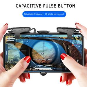 DATA FROG Мобильный телефон Игры Trigger для PUBG Геймпад Game Turbo кнопка пожара 16 кадров в секунду L1R1 Shooter Pubg контроллер
