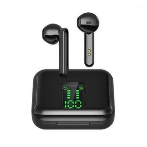 X15 TWS اللاسلكية بلوتوث 5.0 سماعة لاسلكية مركبتي ستيريو الأذنين HD دعوة earbuds1