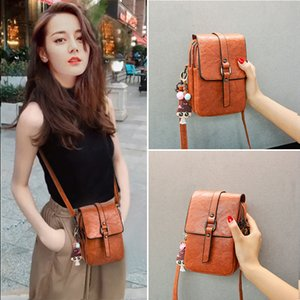 Phone Messenger Leather Mini Summer Shoulder Bags Ladies Coin Purses Crossbody Bag Fashion Brand Female Casual Wallets