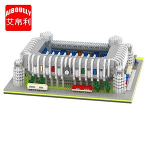 Aiboully 065 World Great Football Stadium Field Model Building Kits Blocks Brick Architecture Club Cup Toys For Children jllZfy bdetrade