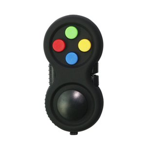 Novo design estresse aliviar o jogo hand shank mini cubo dedo brinquedo cubo fidget brinquedos crianças de alta qualidade fidget pad