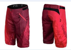 TLD nuevo descenso pantalones de verano fuera de la carretera cortos resistentes al desgaste de la motocicleta de carreras de montar en bicicleta de montaña