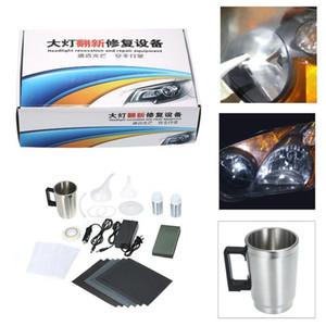Headlight Polishing Cup Car Headlight Refurbished Atomizing Cup Lens Restoration Kit Restorer System Polishing Cleaning Tool1