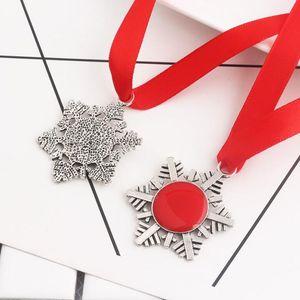 New hot selling 5 style christmas key chain snow ribbon magic keys santa claus christmas tree decorations gift fast shipping
