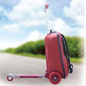mochila Moto / trólei mochila / Autocarro Eléctrico Backpack