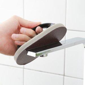 Cozinha Gadgets Mágica Esponja Limpeza Esponja Cozinha Ferramentas Forte Descontaminação Escova com Handle Banheiro Acessórios de Cozinha GWF4874