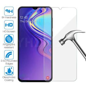 9h الزجاج الواقي على لسامسونج غالاكسي A01 A11 A21 A31 A41 A51 A71 A21S حامي الشاشة Samsung A30 A50 M11 M21 M31