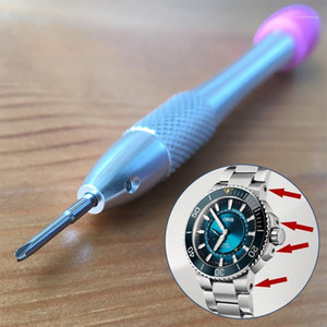 Triangular watch case screwdriver for Divers watch band tools1