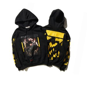 Neueste Designer Hoodie Cotton Pullover für Männer und Frauen Tuch Frühling Herbst Hoodie Auto Koffer Mode Laptop-Aufkleber PC / 1 Opp Beutel