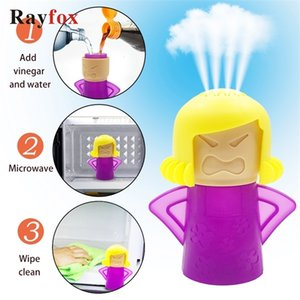 Accessories Gadgets Kitchen Cleaning Tools Refrigerator Easily Cleans Microwave Oven Steam Cleaner Mam