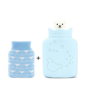 Hand Warmer Hot Water Bag Warm Bottle Microwave Silicon Termofor Gumowy Kids Foot Neck Outdoor Heating Freezer Colding Lx 02 jllEiS jhhome