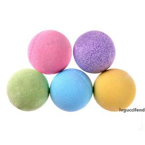 1pc Bath Salt Ball Deep Sea Bath Salt Body Rose Essential Oil Body Skin Whiten Relax Stress Relief Natural Bubble Shower Bombs