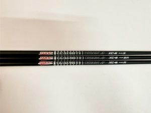 5 pieces tower ad XC-6 graphite tree R   S     Sr tower ad XC-6 graphite tree 0.335 GRAPHITE GOLF tree wood