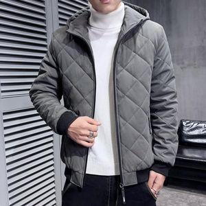 New 2020 Winter jacket men Hooded men parka coat jacket men's solid thick coats and coats winter coat