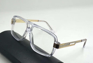 Legends 6023 Eyeglasses Glasses Frames Crystal Gold Mens Fashion Vintage Legends Sunglasses Frames UV Protecton with Box