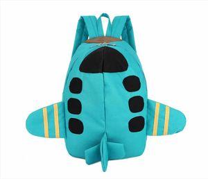 20 Kids School Backpacks For 1 3 Years Old Baby Boys Girls Kids Plane Pattern Animals Backpack Toddler School Bag Cute Bags