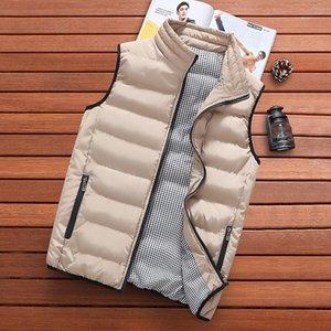Factory Direct Bekleidung Weste Jacke für Herren New Herbst Warm ärmelJacke Winter Freizeit Plus Size Vest