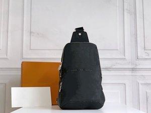 Men Fannypack Cross Messenger Designer Men Leather Bag Fashion Crossbody Handbag Wallet Handbag Body Shoulder Purses Womens Bag Clutch Hcbs