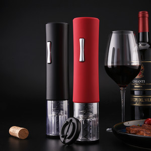 Free ship Automatic Bottle Opener for Red Wine Foil Cutter Electric Red Wine Openers Jar Opener Kitchen Accessories Gadgets Bottle Opener