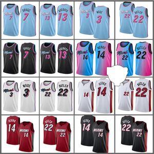 Jimmy 22 Butler Duncan 55 Robinson 2021 New Tyler 14 Herro Dwyane 3 Wade Goran 7 Dragic Bam 13 Adebayo Jersey Kendrick 25 Nunn Basketball