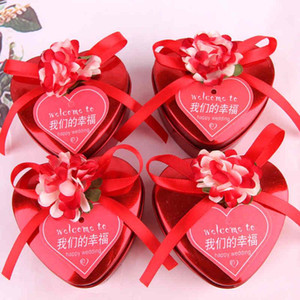 1Set Candy Box Chinese style wedding candy package Baby Shower Gifts Boxes Birthday Party Decoration for Guests Wedding Supplies