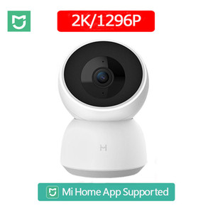 Xiaomi New 2K Smart Camera 1296P 360 Angle HD Camera WIFI Infrared Night Vision Webcam Video Camera Baby Security Monitor Mihome
