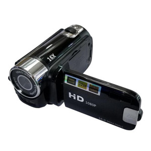 Full HD 1080P Portable Sports Vidicon 270 Degree Rotation 16MP High Definition Digital Camcorder ABS DV Camera FHD Video Cameras