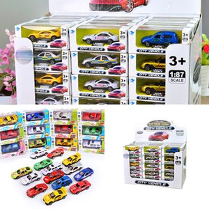 Metal Toy Boy Alloy Die-Casting Car Birthday Model Christmas Gift Parent-Child Game Dropshipping