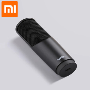 Xiaomi Mijia JUNLIN Wired Digital Microphone Noise Cancelling Portable Real-time Ear Return HD With 3.5mm Audio Cable