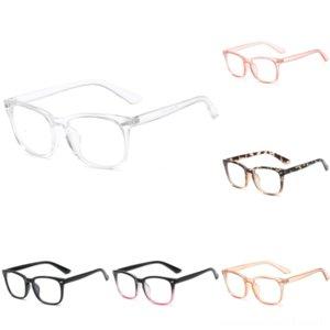DRJ8R Classic Fashion Glasses Glasses Men's EXPLOSIN-PROFALE مقروء للنساء النظارات الشمسية الأزياء الاتجاه الرجعية HD و عدالة الزجاج المقسى هناك