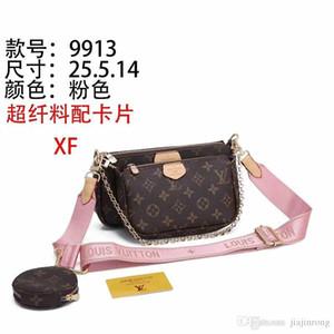 A1Top Quality Fashion handbags purses Women handbag Bags Wallets Chain Bag Crossbody Shoulder Bags Purse Messenger Bag Sac à main YYY QSZH